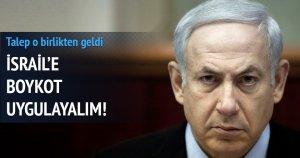 İsrail ürünlerine yönelik boykot