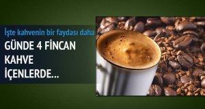 Kolon kanserine karşı kahve için