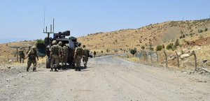 Siirt'te Askeri konvoya mayınlı saldırı! 8 şehit