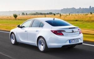 Opel Insignia 1.6 dizel ve otomatik