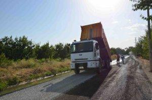 Battalgazi Belediyesinden asfalt çalışması yapıldı