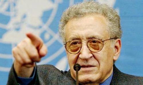 Ibrahimi: Görüşmeler Başarısızlıkla Sonuçlandı, Suriye Halkından Özür Diliyorum