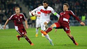 Türkiye - Letonya Maçı CANLI