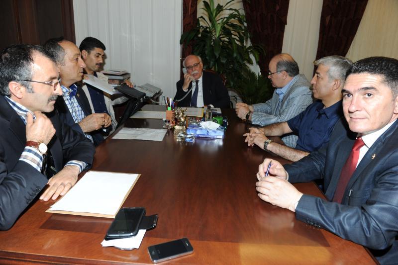 Çelebi: Doğu Anadolu'nun Eğitim Sorunlarını Çözmek İstiyoruz