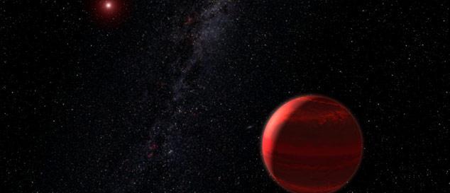 12 milyar yıl uzakta 140 trilyon kat su
