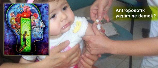 Çocuklar aşı olmalı mı?