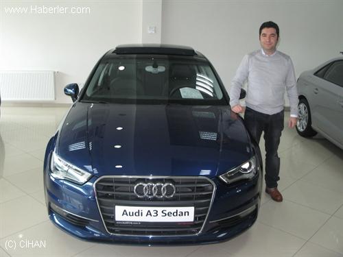 Ikinci El Audi Satacak