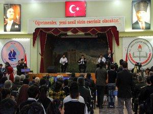 Atatürk'ün Elazığ'a 78. yıl törenle kutladı