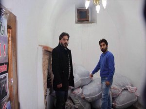 Oltu'dan Bayırbucak Türkmenlerine yardım