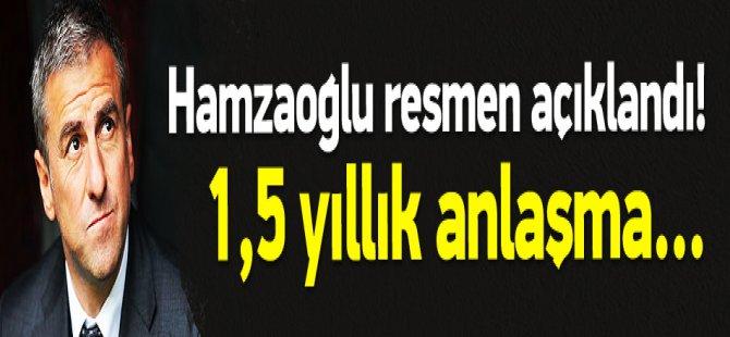 Hamza Hamzaoğlu resmen bursaspor'da imzayı attı !