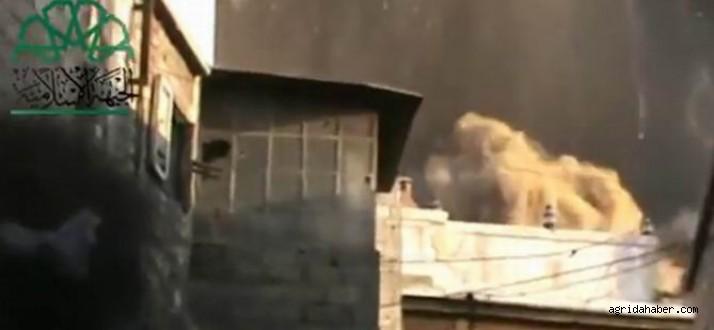 Esed'e Büyük Darbe: 100 Asker Öldürüldü