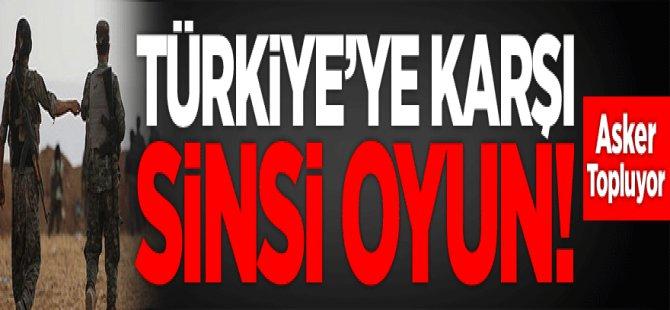 PKK ve YPG'nin Suriye Oyunu işte o oyunları ?