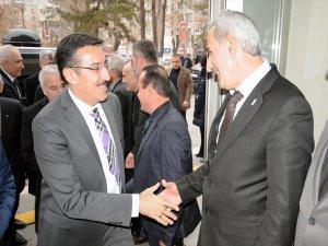 Malatya'da Ticaret Bakanı Tüfenkci terör örgütünün insafına bırakmayacaz dedi