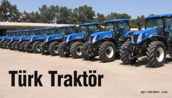 Türk Traktör 2013'te üretim rekorunu kırdı