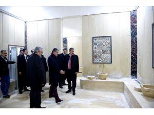 Başkan Çakır, Yaşam Ve Spor Merkezini İnceledi