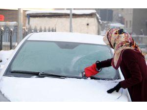 Erzurum 'Buz' Kesti