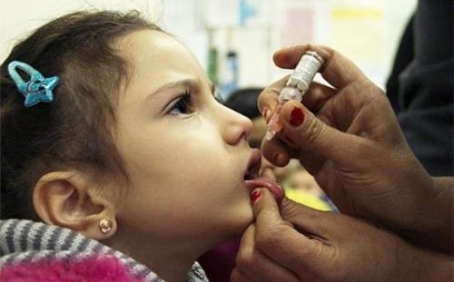 Çocuk Felci İkinci Tur Aşı Uygulaması
