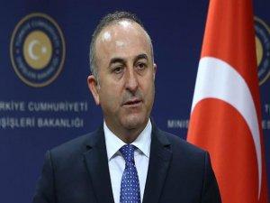 Dışişleri Bakanı'ndan Suriye'ye operasyon açıklaması