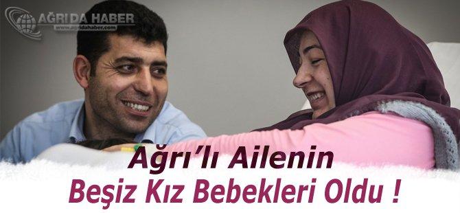 Ağrı'lı Elektrik Ustası Fatih Yılmaz Bursa'da Beşiz Kız Babası oldu