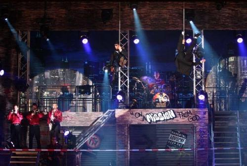 The Blue Brothers'ın Yeni Versiyonu ile Tim Show Center'da