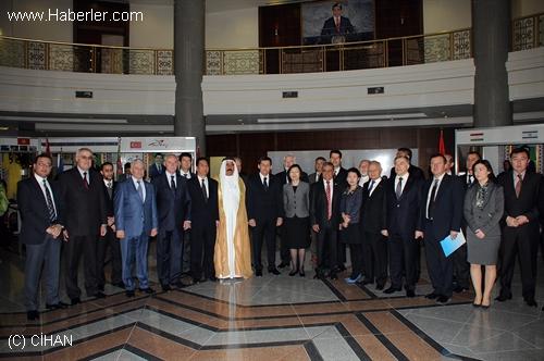 Türkmenistan'da Diplomatlar Günü Kutlandı