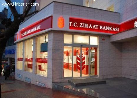 Ziraat Bankası'ın Karı 3,33 Milyar TL Oldu