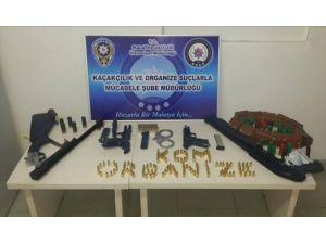 Malatya Merkezli Suç Örgütüne Yönelik Operasyon