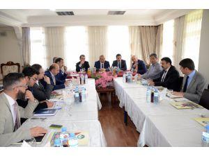 'Erzurum Erzincan Ve Kars Kış Turizmi Koridoru' Projesi