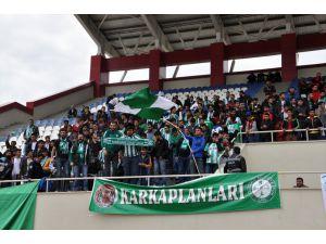 Sarıkamış Belediyespor, Bölgesel Amatör Lig'de Kaldı