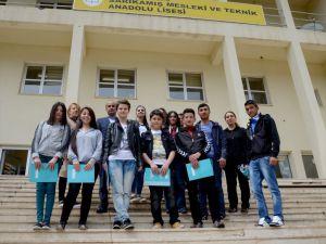 Sarıkamışlı Öğrenciler, Almanya'da Eğitim Görecek