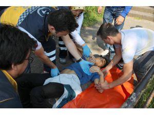 Kız Kavgasında Kan Aktı
