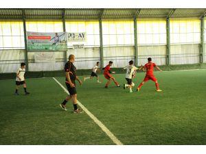 Van'da Liseler Arası Futbol Turnuvası