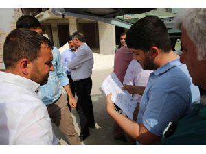Şanlıurfa'da Kaçak Yapılarla Mücadele Devam Ediyor