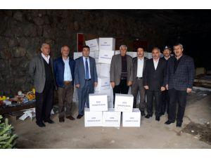 Sarıkamış'ta 500 Aileye Ramazan Yardımı