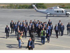 Bakan Arslan: Yeni Havalimanının Yüzde 27'si Tamamlandı