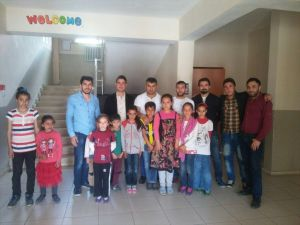 Bitlis'te 'Bir Kitap Bin Sevgi' Kampanyası