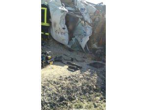 Konya'daki Kazada Ölü Sayısı 10'a Yükseldi