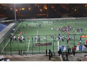 Hakkari'de 'Ailemle Spor Yapıyorum' Projesi