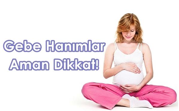 Hamileler İçin Büyük Tehlike! 5 Bardaktan Fazla İçmeyin