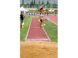 Erzurum'da Atletizm Heyecanı
