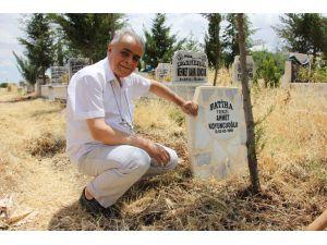 İki Aylık Ömrü Kaldığını Öğrenince Mezarını Yaptırdı