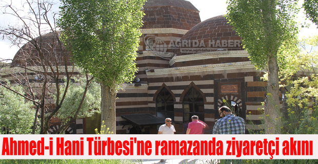 Ahmed-i Hani Ramazanda Ziyaretçi Akını