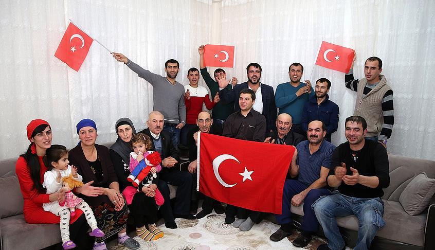 Ahıska Türklerinde 'Vatandaşlık Müjdesi' Sevinci Yaşanıyor