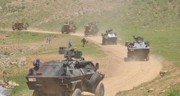 Kars'taki 'Özel Güvenlik Bölgesi' Uygulaması 15 Gün Uzatıldı