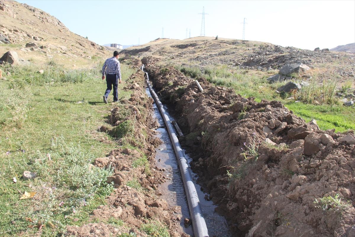 Bitlis'te İçme Suyu Sıkıntısı Gideriliyor