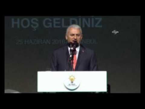 Başbakan Yıldırım: Bütün İl Ve İlçelerimizde Güven Ve Huzur Sağlandı