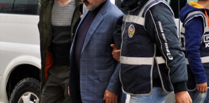 Malatya'daki Fetö/pdy Operasyonu 4 Kişi Tutuklandı