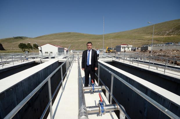 Sarıkamış Atık Su Arıtma Tesisi Projesi