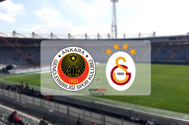 Gençlerbirliği-Galatasaray maçı saat kaçta?