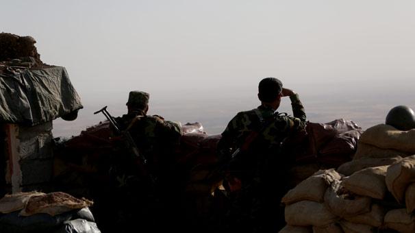 IŞİD kokusunu aldı, Musul'un içinde hendek kazıyor